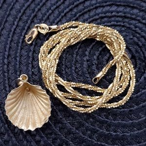 ADDITIONAL PICS OF 14K NECKLACE